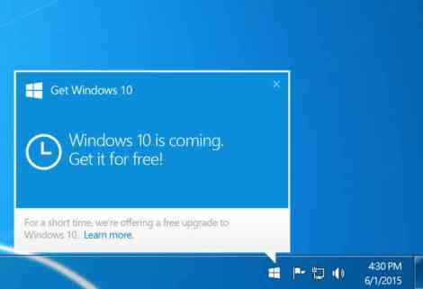 We Upgraded to Windows 10 and thisHappened…